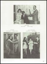 1972 Gage High School Yearbook Page 38 & 39
