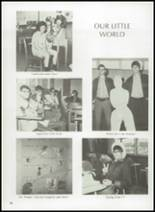 1972 Gage High School Yearbook Page 40 & 41