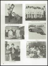 1972 Gage High School Yearbook Page 42 & 43
