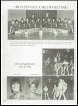 1972 Gage High School Yearbook Page 44 & 45