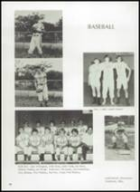 1972 Gage High School Yearbook Page 48 & 49