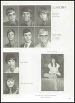 1972 Gage High School Yearbook Page 56 & 57