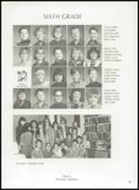 1972 Gage High School Yearbook Page 64 & 65