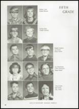 1972 Gage High School Yearbook Page 66 & 67