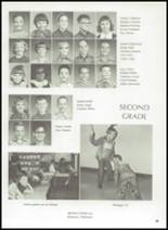 1972 Gage High School Yearbook Page 68 & 69