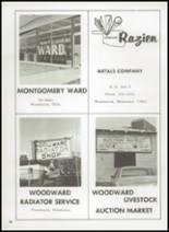 1972 Gage High School Yearbook Page 90 & 91