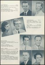 1960 Arlington High School Yearbook Page 24 & 25