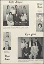 1960 Arlington High School Yearbook Page 42 & 43