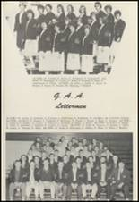 1960 Arlington High School Yearbook Page 44 & 45
