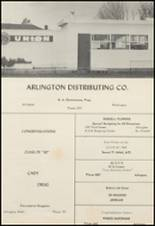 1960 Arlington High School Yearbook Page 68 & 69