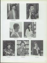 1975 Rutherford High School Yearbook Page 14 & 15