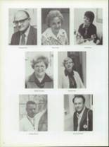 1975 Rutherford High School Yearbook Page 16 & 17