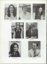1975 Rutherford High School Yearbook Page 20 & 21
