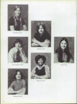 1975 Rutherford High School Yearbook Page 38 & 39