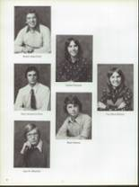 1975 Rutherford High School Yearbook Page 58 & 59