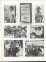 1975 Rutherford High School Yearbook Page 78 & 79