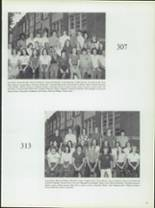 1975 Rutherford High School Yearbook Page 84 & 85