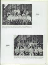 1975 Rutherford High School Yearbook Page 86 & 87