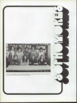 1975 Rutherford High School Yearbook Page 90 & 91