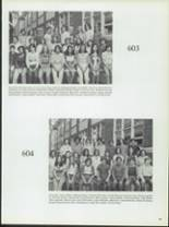 1975 Rutherford High School Yearbook Page 92 & 93
