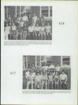 1975 Rutherford High School Yearbook Page 94 & 95