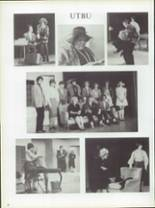 1975 Rutherford High School Yearbook Page 98 & 99
