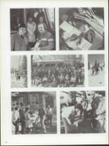 1975 Rutherford High School Yearbook Page 100 & 101