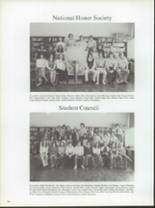 1975 Rutherford High School Yearbook Page 104 & 105