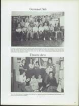 1975 Rutherford High School Yearbook Page 110 & 111