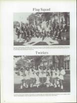 1975 Rutherford High School Yearbook Page 116 & 117