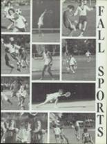 1975 Rutherford High School Yearbook Page 120 & 121