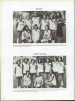 1975 Rutherford High School Yearbook Page 124 & 125