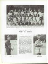 1975 Rutherford High School Yearbook Page 126 & 127