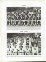 1975 Rutherford High School Yearbook Page 128 & 129