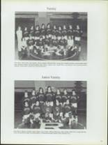 1975 Rutherford High School Yearbook Page 138 & 139