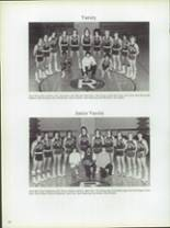 1975 Rutherford High School Yearbook Page 142 & 143