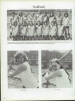 1975 Rutherford High School Yearbook Page 154 & 155