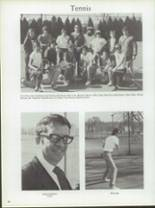1975 Rutherford High School Yearbook Page 156 & 157