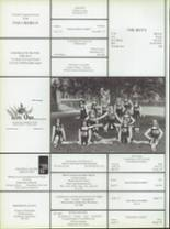 1975 Rutherford High School Yearbook Page 166 & 167