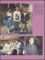 1992 La Puente High School Yearbook Page 14 & 15