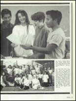 1992 La Puente High School Yearbook Page 50 & 51