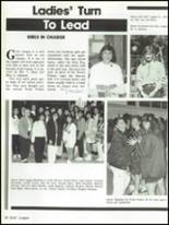 1992 La Puente High School Yearbook Page 62 & 63