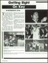 1992 La Puente High School Yearbook Page 74 & 75