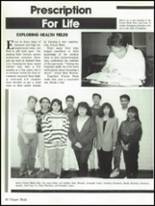1992 La Puente High School Yearbook Page 84 & 85
