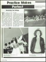 1992 La Puente High School Yearbook Page 88 & 89