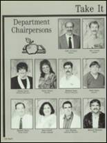 1992 La Puente High School Yearbook Page 136 & 137