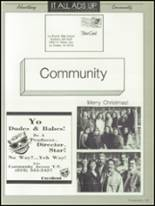 1992 La Puente High School Yearbook Page 206 & 207