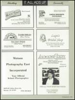 1992 La Puente High School Yearbook Page 208 & 209
