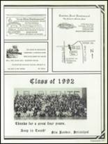 1992 La Puente High School Yearbook Page 220 & 221