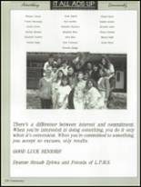 1992 La Puente High School Yearbook Page 224 & 225